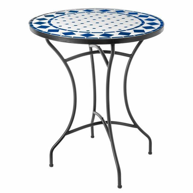 Bedar Azul Mosaic Table