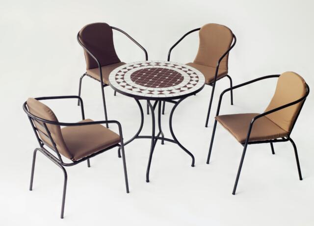 Oran Mosaic Table