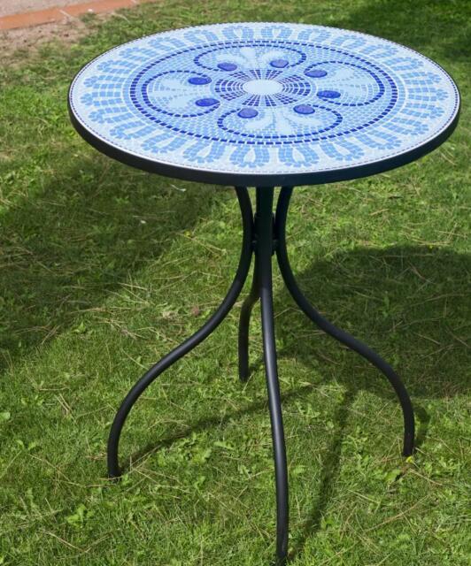 Berna Mosaic Table
