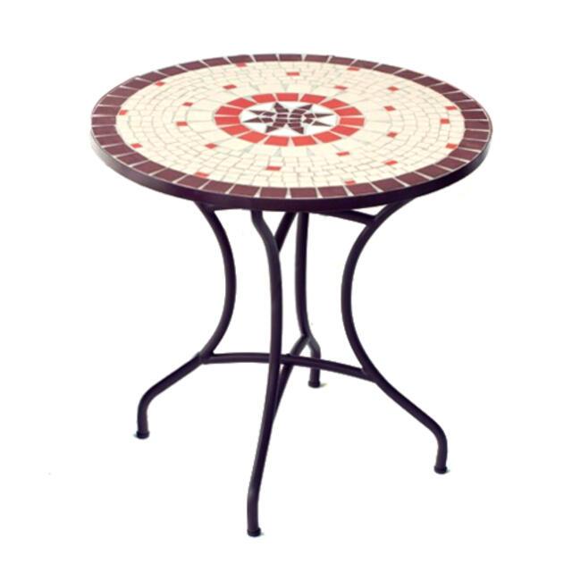 Sicilia Mosaic Table