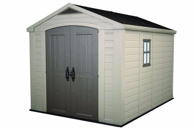 Keter Factor 8 x 11 Shed