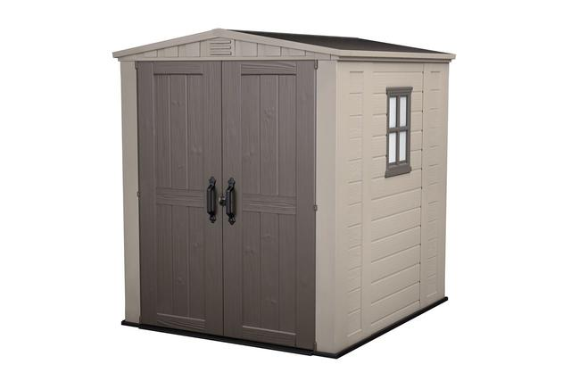 Keter Factor 6 x 6 Shed