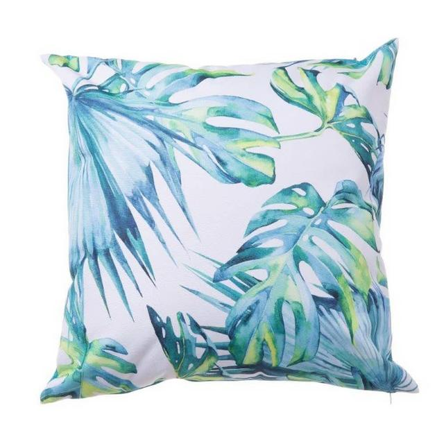 Aqua Jungle Cushion