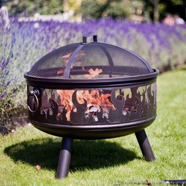Wildfire Steel Firebowl & Grill