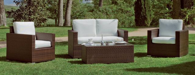 Lisbon 2 Seater Sofa Set