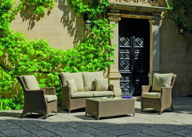 Malta 2 Seater Sofa Set