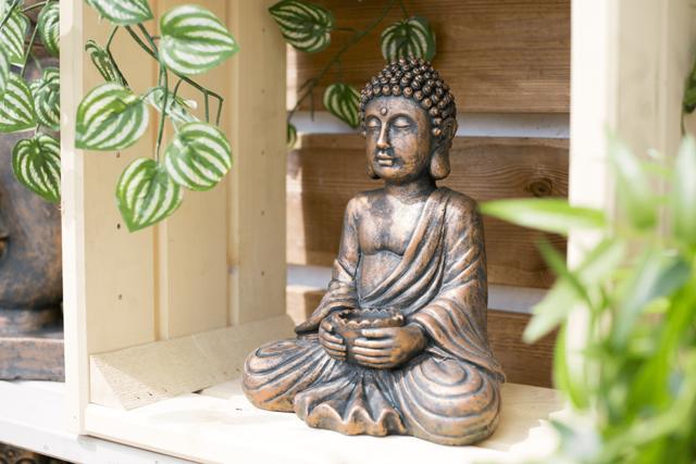 Seated Buddha Medium