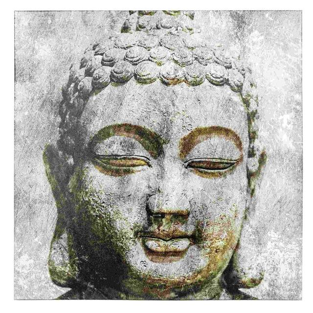 Buddha Outdoor Canvas