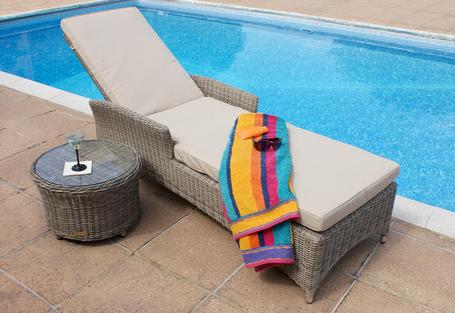 Rioja Rioja Sun Lounger