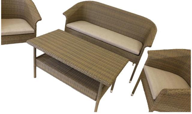 Minorca Sofa Set