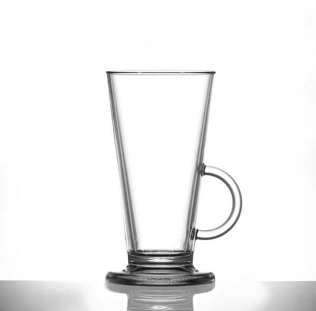 8oz Clear Latte