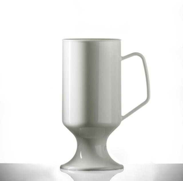 8oz White Coffee