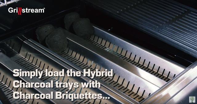 4 Burner HYBRID Gourmet