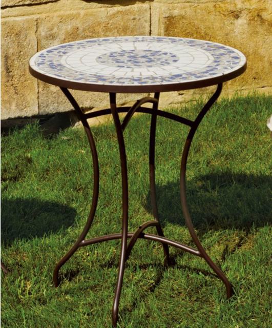 Hevea Rexi Mosaic Bistro Table