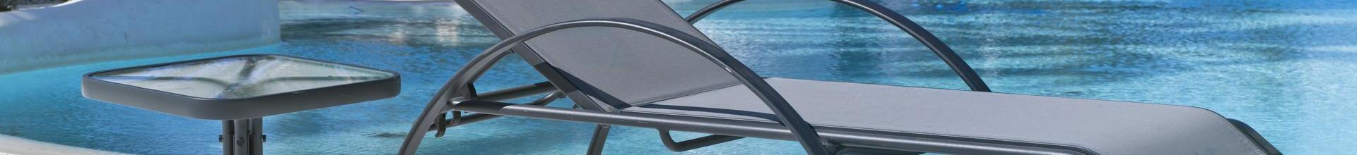 Horizon XL Sun Lounger