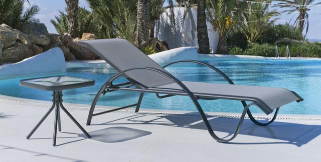 Horizon XL Sun Lounger