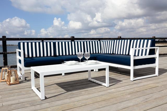 Lugo Modular Sofa Set