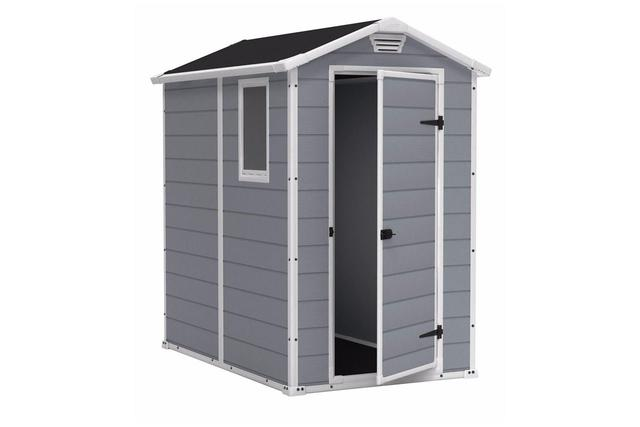 Manor 4 x 6 Shed