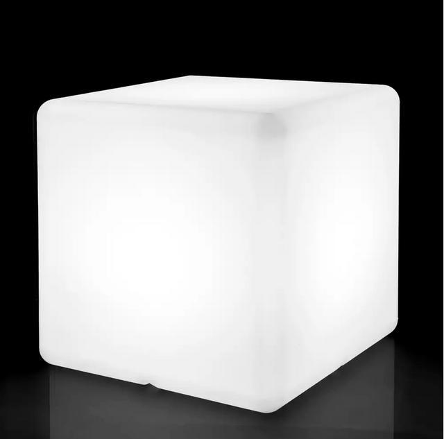 Cube LED Lamp 30 x 30 x 30cm