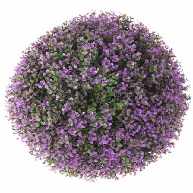 Large Lavendar Ball