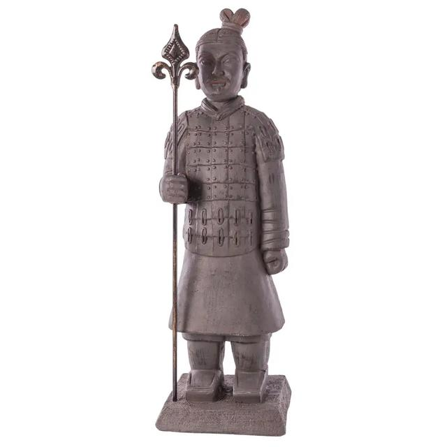 Samurai Soldier with Spear