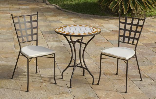 Salamanca Round Mosaic Bistro Table