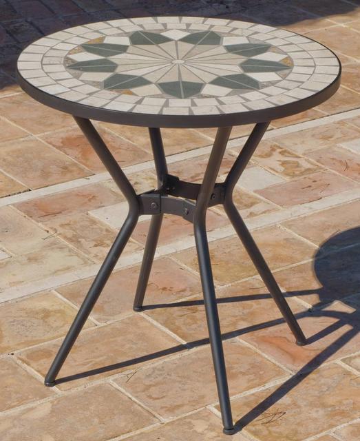 Shifa Mosaic Bistro Table