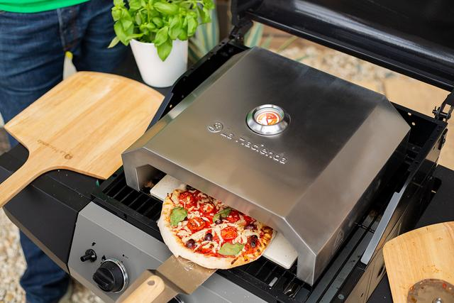 BBQ Pizza Oven