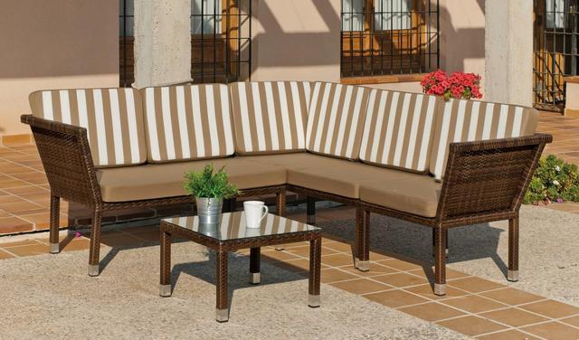 Calesa Modular Sofa Set