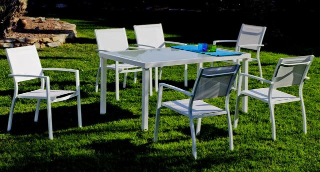 Elva 150 x 90cm Dining Set