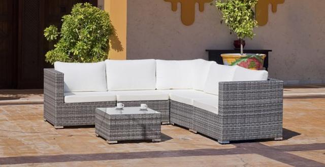 Orion Modular Sofa Set