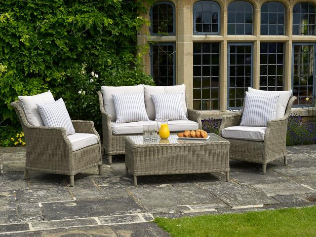 Bramblecrest Oakridge 3 Seater Sofa Set