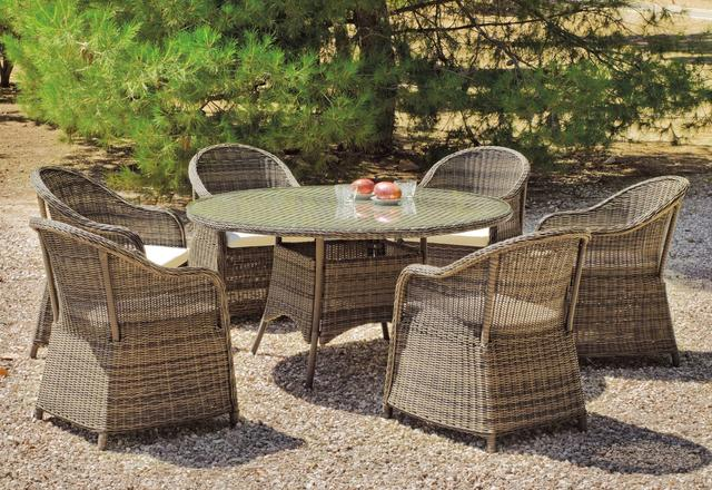 Amanda 6 Seater Dining Set