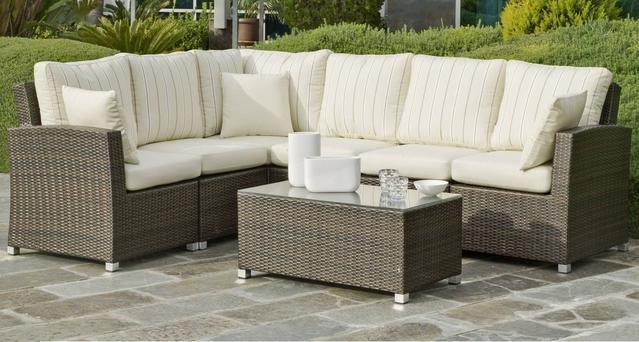 Arizona Modular Sofa Set