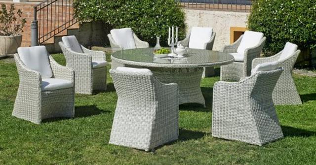 Celebes 8 Seater Dining Set