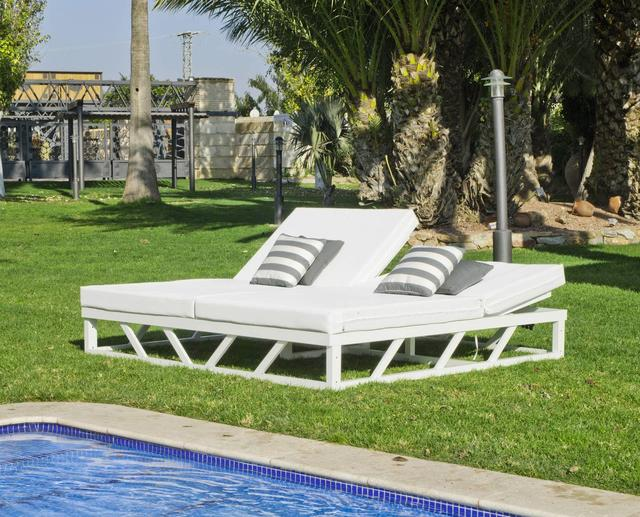 Filipinas Double Sun Lounger / Daybed