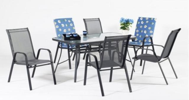 Sulam 6 Seater Dining Set