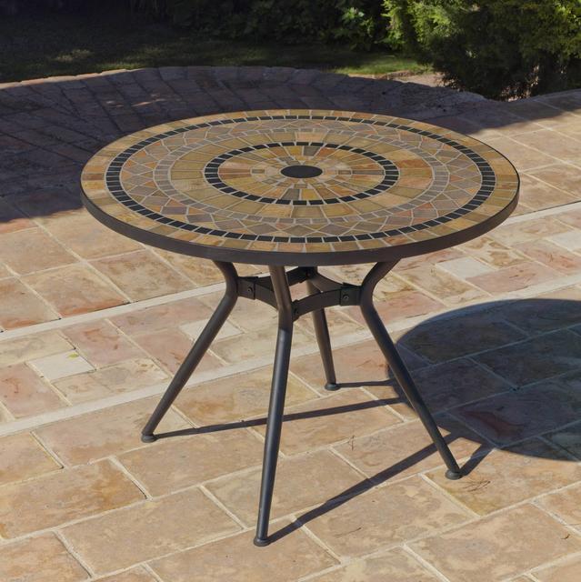 Leila Mosiac Table