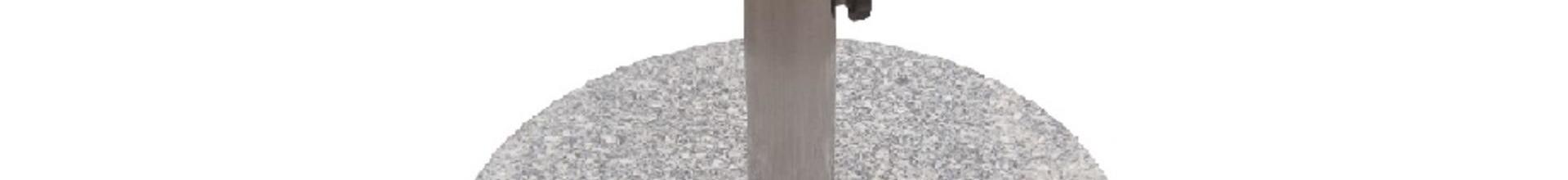 17kg Granite Parasol Base