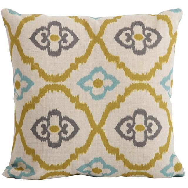 Bramblecrest Scatter Cushions Moroccan Citrus Square Scatter Cushion