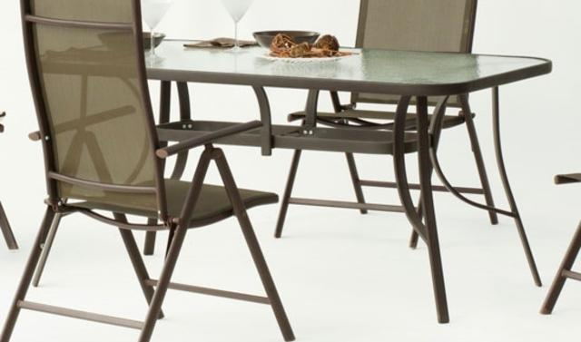 Macao 150 x 90cm Dining Table