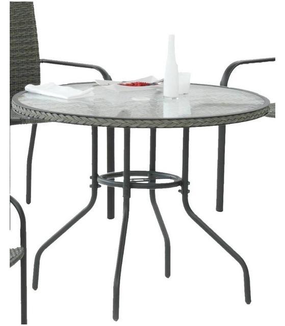 Carballo 90cm dia. Dining Table