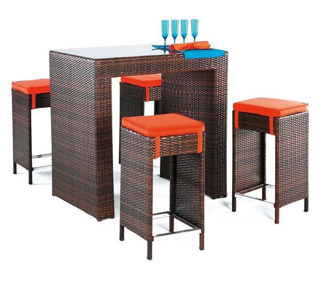 Delfin Bar Set