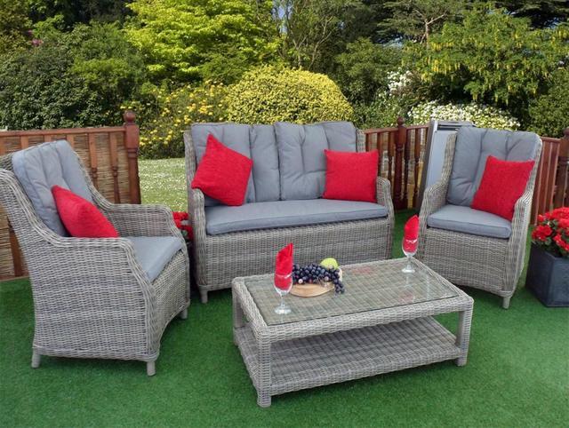 Andalucia 2 Seater Sofa Set