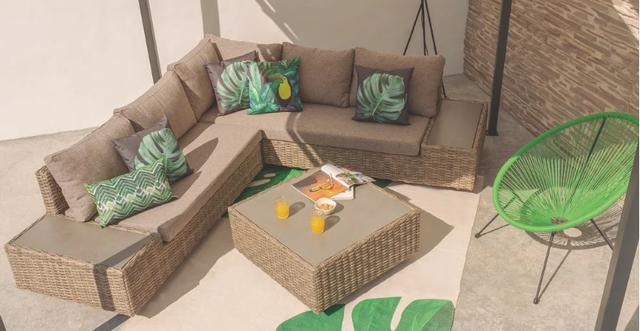 Petra Modular Sofa Set