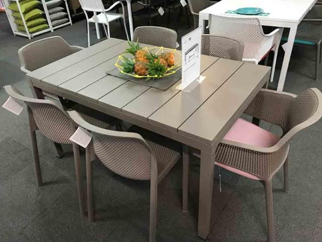 Rio 140cm Extendable Table