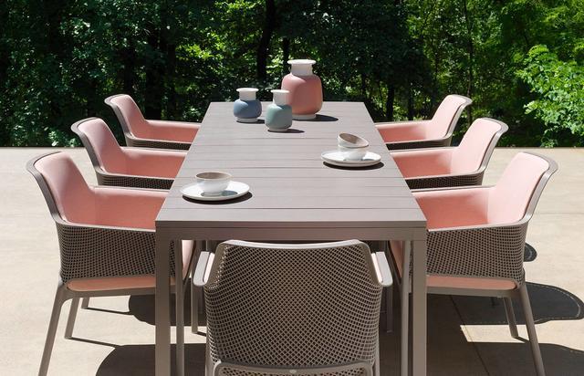 Nardi Rio 210cm Extendable Dining Table