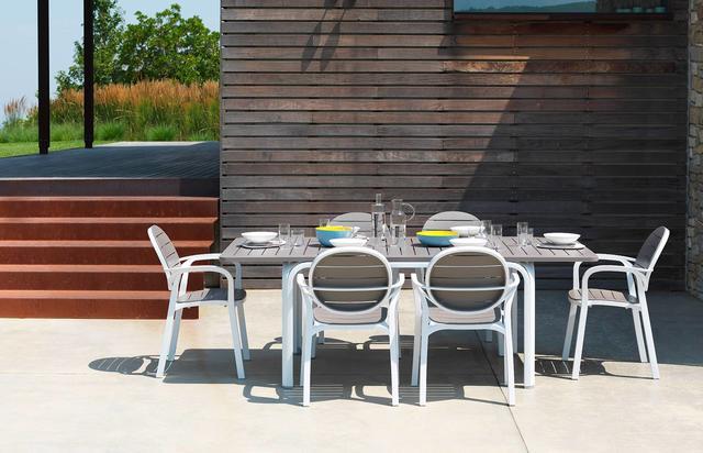 Nardi Alloro 140cm Extendable Dining Table
