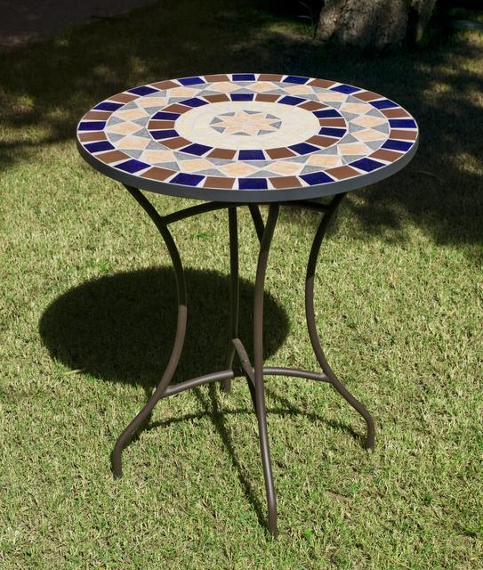 Hevea Graciel Mosaic Bistro Table