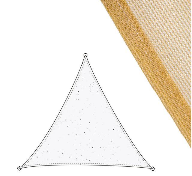 3.5 x 3.5 x 3.5m Triangular Shade Sail